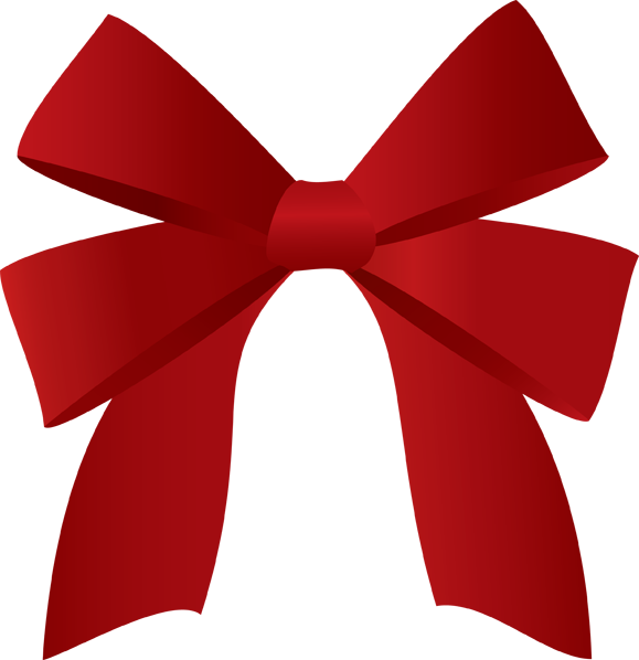 Holydays clipart ribbon Collection Red Clipart bow Tie