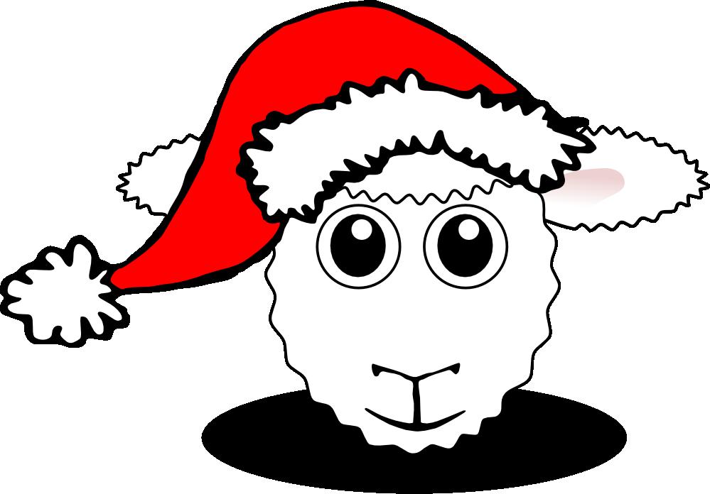 Small clipart santa hat Art Clipart Santa Clip Free