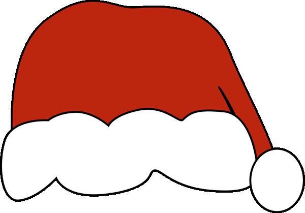 Small clipart santa hat Clker clipart Santa com at