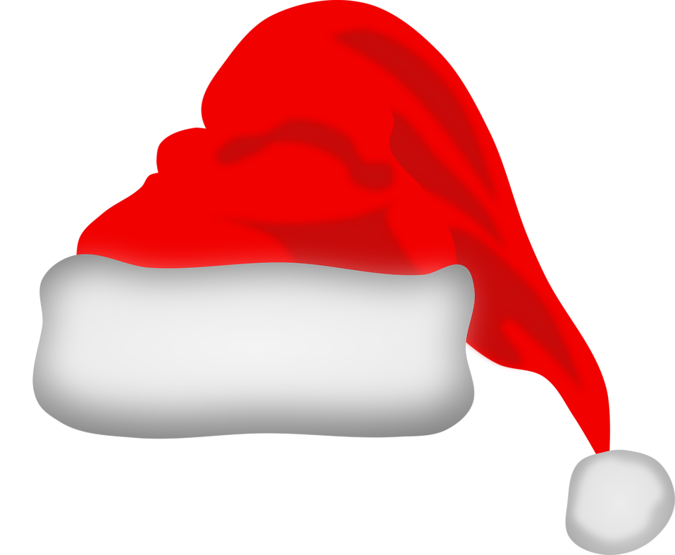 Santa clipart transparent background #5