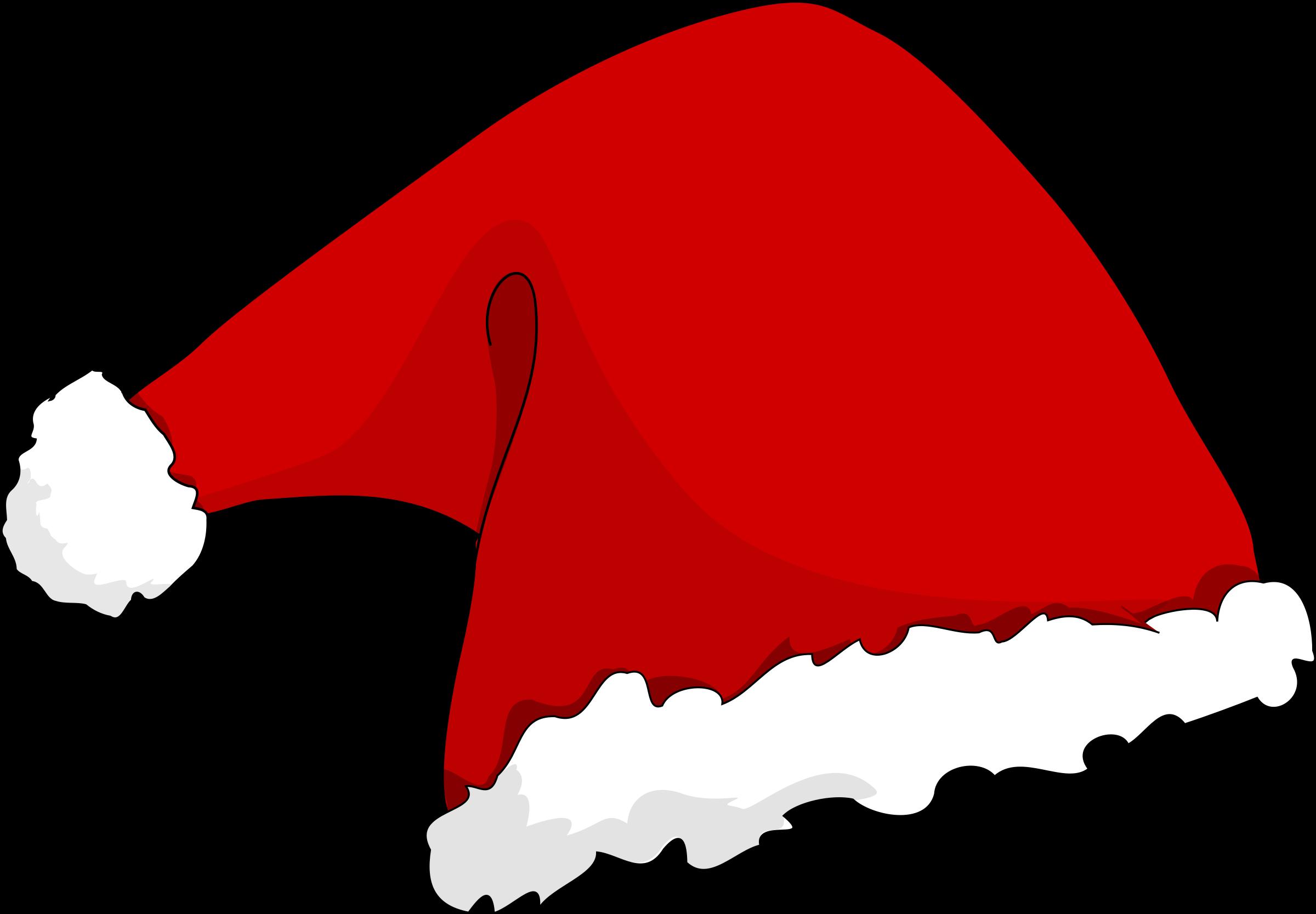 Small clipart santa hat Santa Hat Clipart Hat Santa