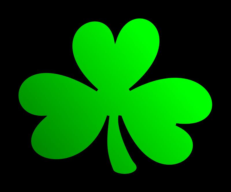 Celt clipart shamrock #11