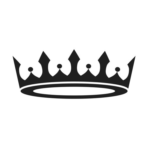 Black clipart tiara Princess ClipartMe Crown Crown Clipart
