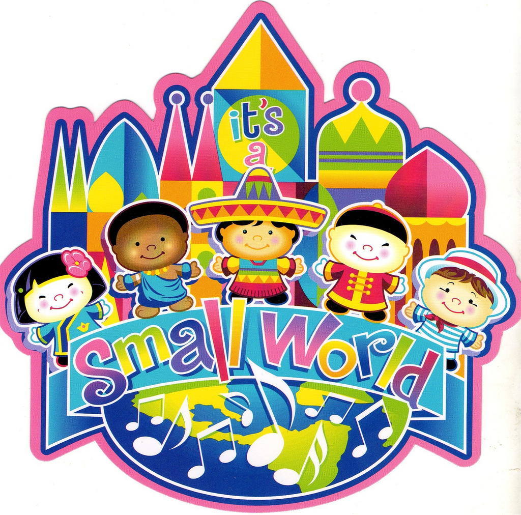 Small clipart small world A Flickr a Small World