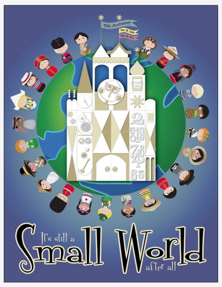 Small clipart small world Small Attraction  Christmas a