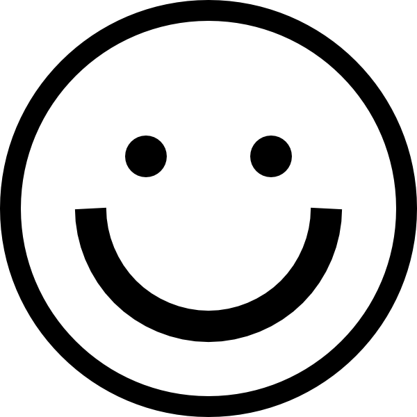Mood clipart straight face  clip as: Smiley Download