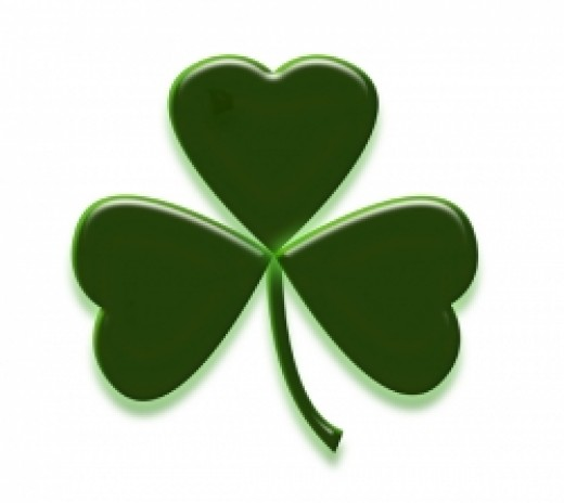 Small clipart st patricks day #12