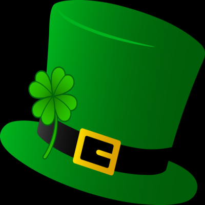 Small clipart st patricks day #10