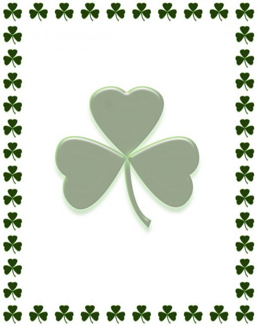 Small clipart st patricks day #9