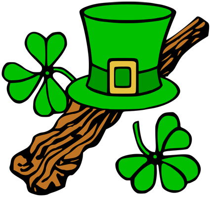 Small clipart st patricks day #2