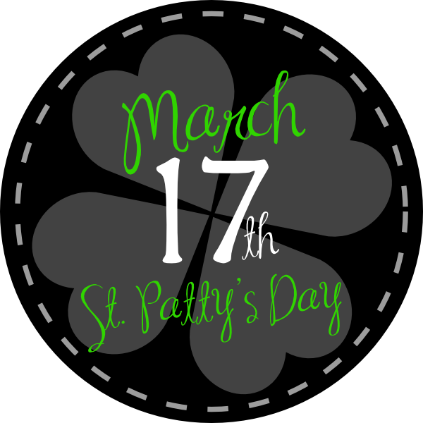 Small clipart st patricks day #4