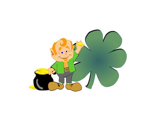 Small clipart st patricks day #5