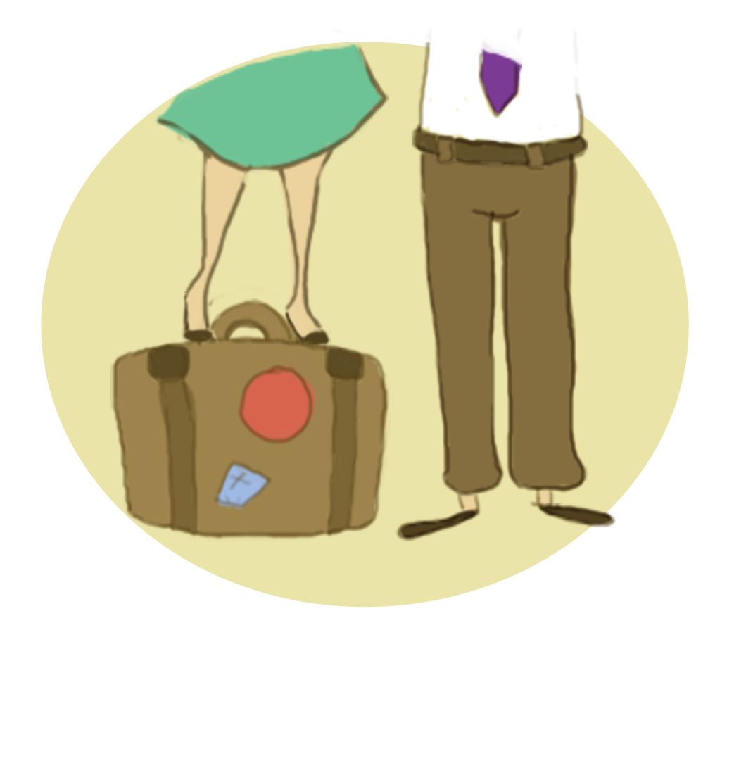 Small clipart tall boy Go and Travelling Tall A