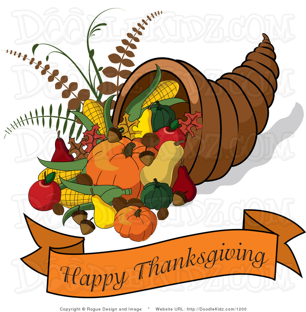Small clipart thanksgiving Clipart Thanksgiving collection pictures happy
