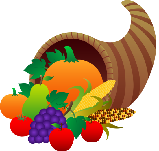 Small clipart thanksgiving Zone Small Thanksgiving Cliparts Cornucopia