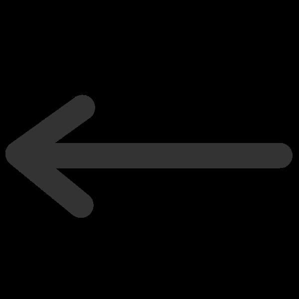Small clipart thin Arrow clipart clip Clipartix arrow