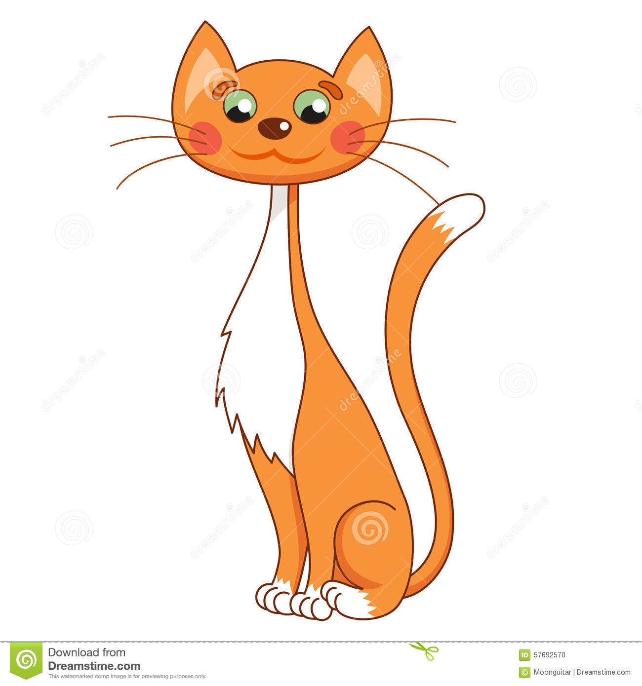 Small clipart thin Clipart clipart cat collections BBCpersian7