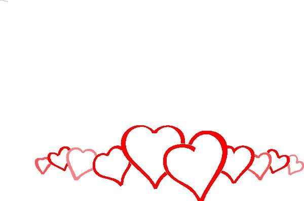 Small clipart valentine Clip borders Black clipart art