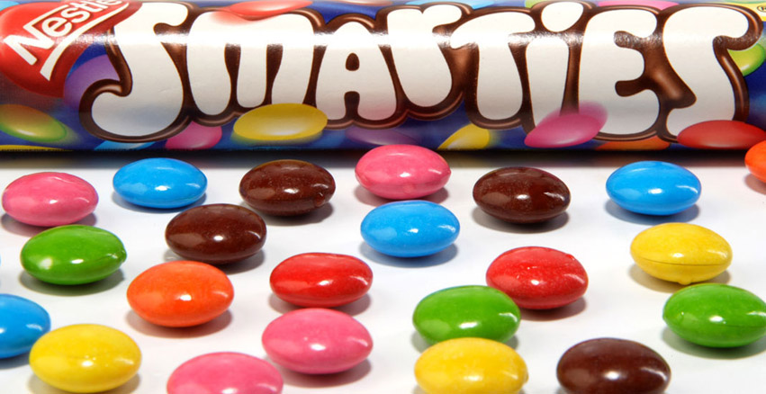 Smarties clipart british · and and Smarties Beans: