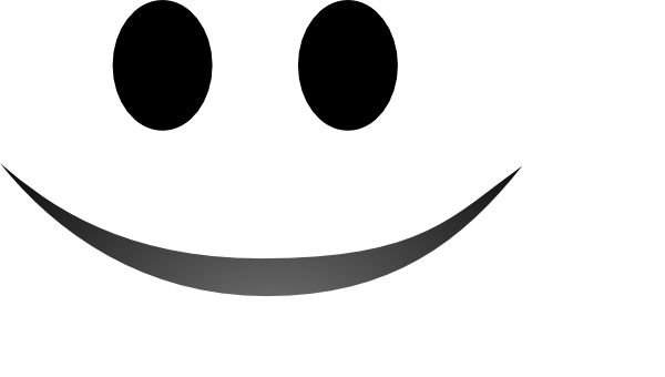Smile clipart Clipart Clipart Art Black And
