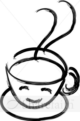 Coffee clipart smile Hour  Clipart Coffee Coffee