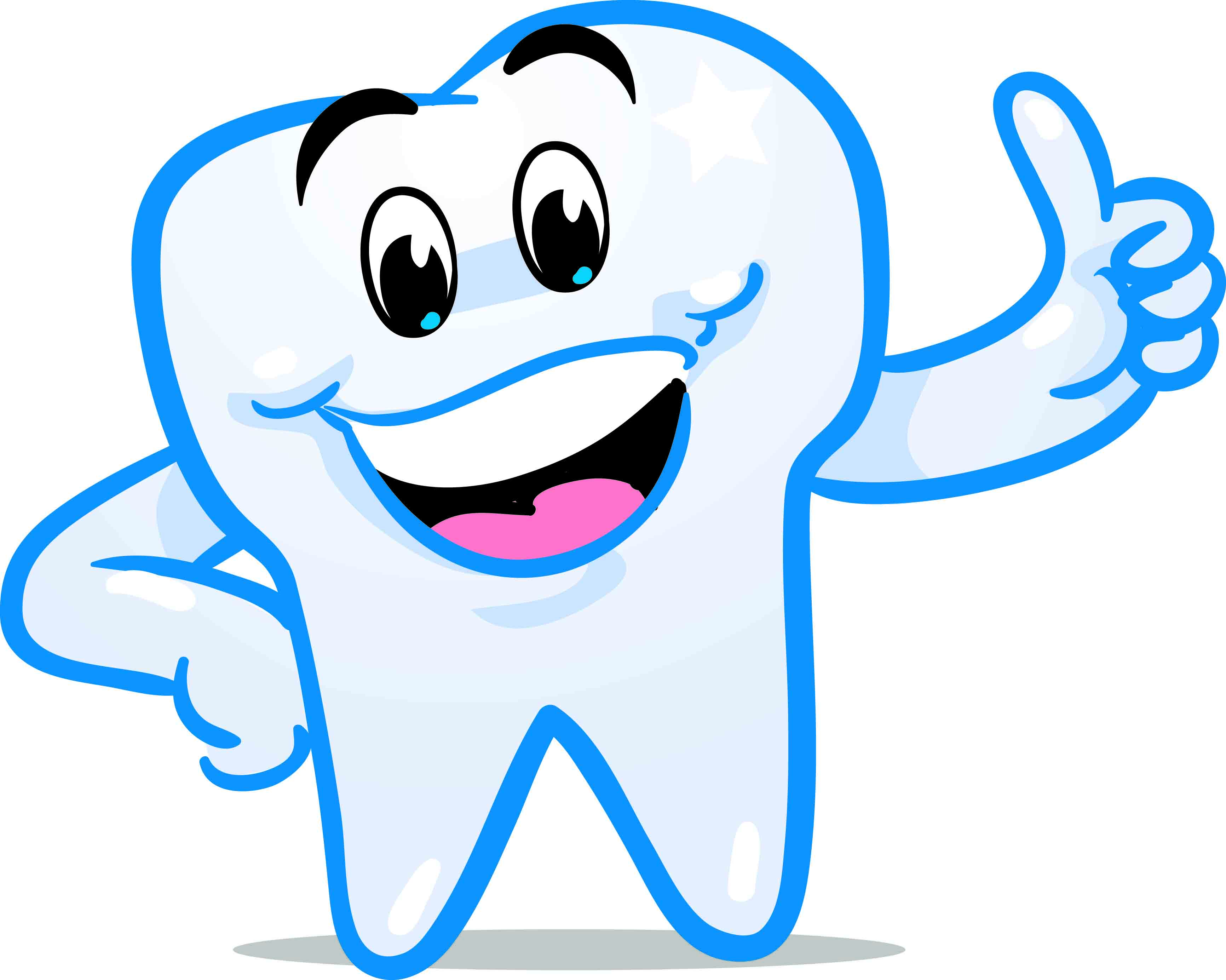 Grin clipart dental #1