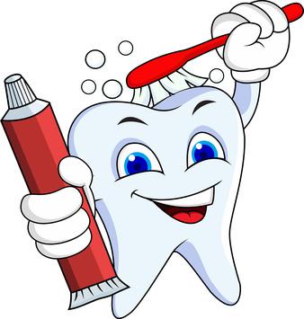 Teeth clipart dental hygiene Tooth Clipart Smile Dental clipart