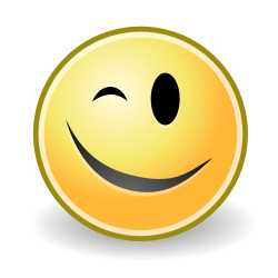 Smileys clipart excited Free Images Winking wink%20clipart Art