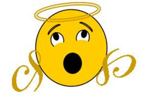 Smiley clipart angel Online Angel Face Free Angel