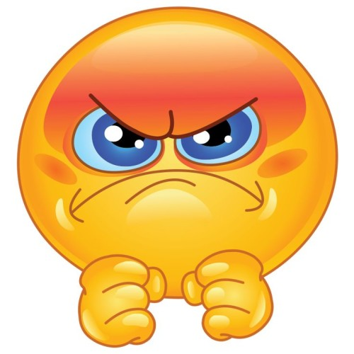 Smileys clipart angry Smiley Free Art Faces Art