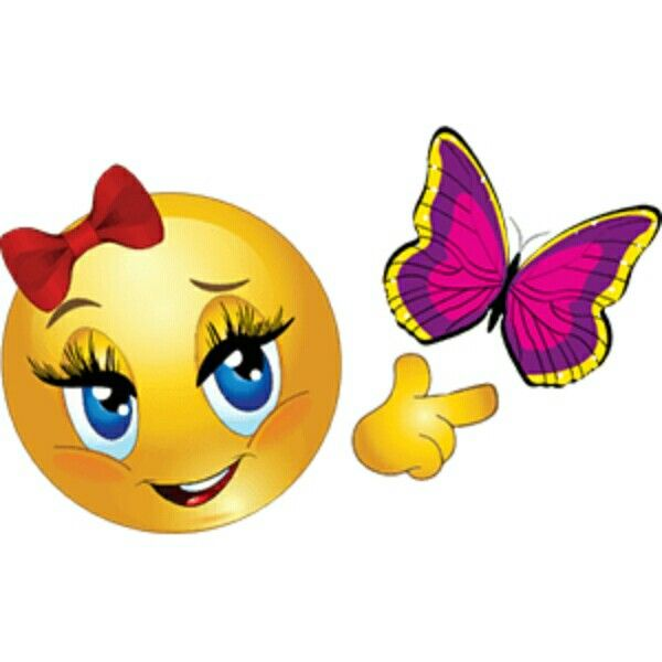 Smileys clipart butterfly Images 21 best on Pinterest
