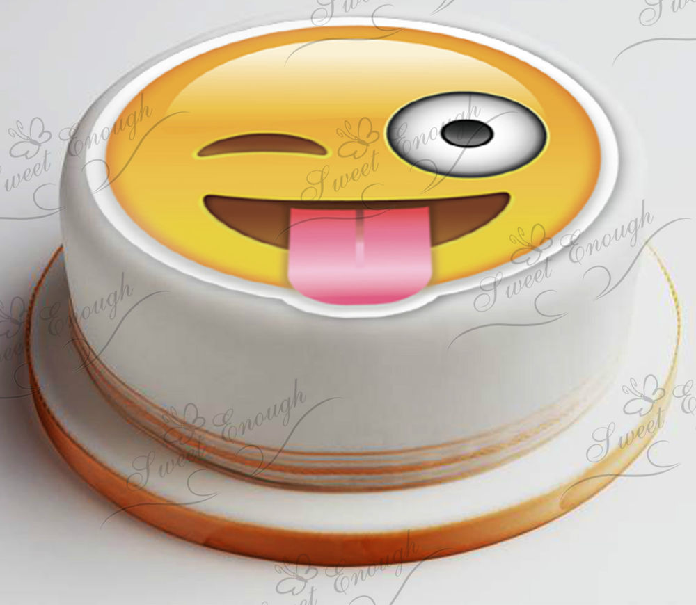 Smiley clipart cake 9 Paper Details SMALL CAKE