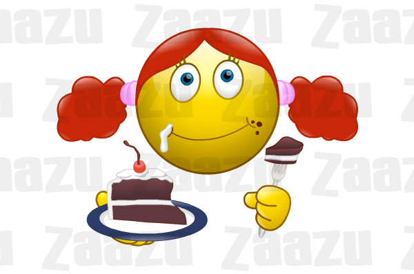 Smiley clipart cake Cake Emoticon Cake Smiley com