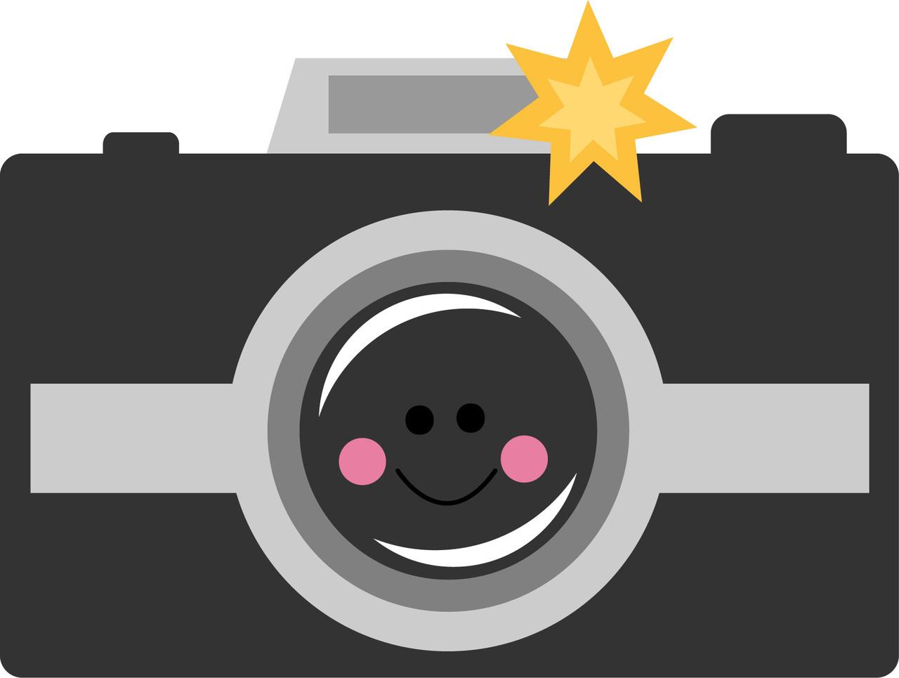 Smileys clipart camera Smiley (http://www Camera Smiley $0