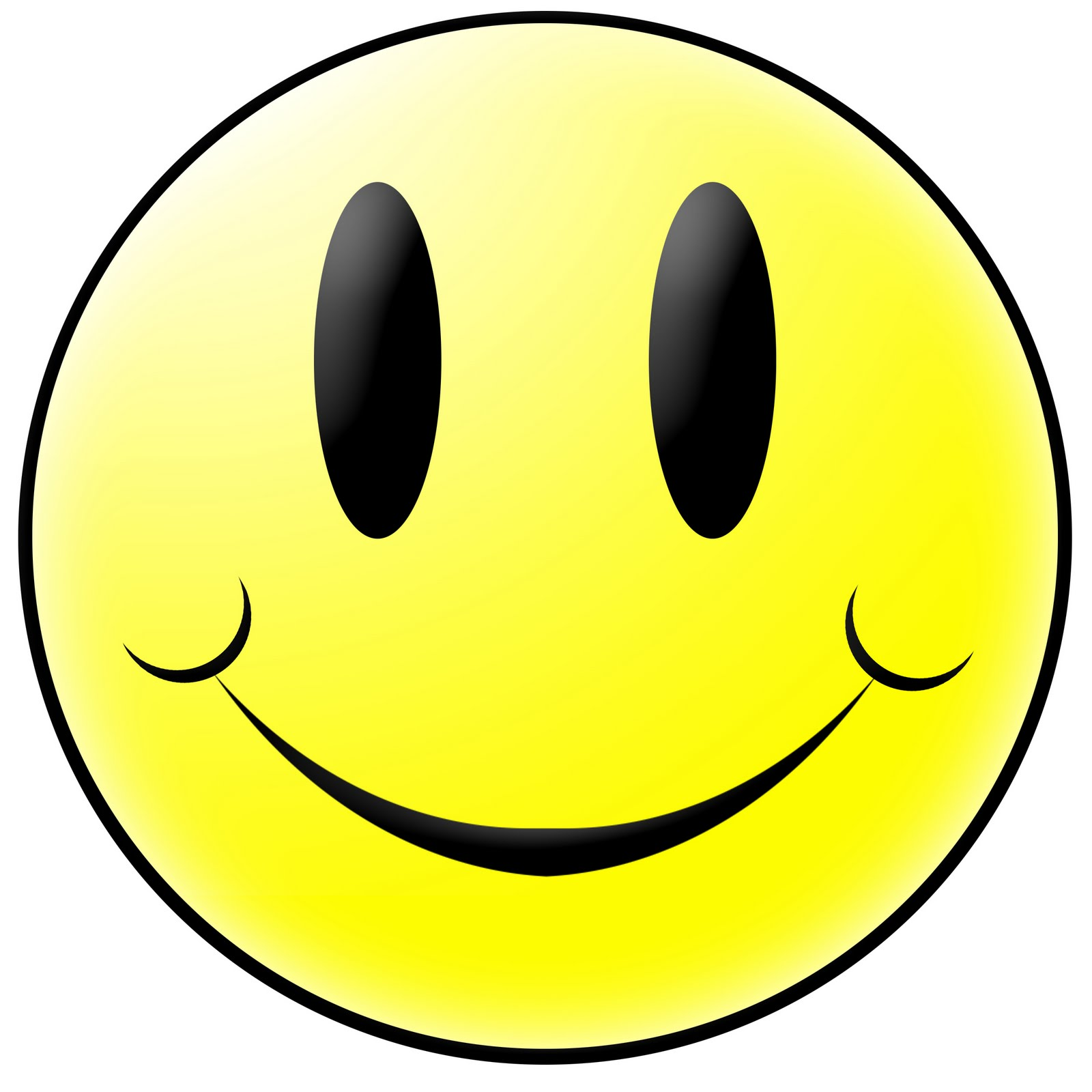 Smiley clipart cartoon Face Free Art Clip Smiley