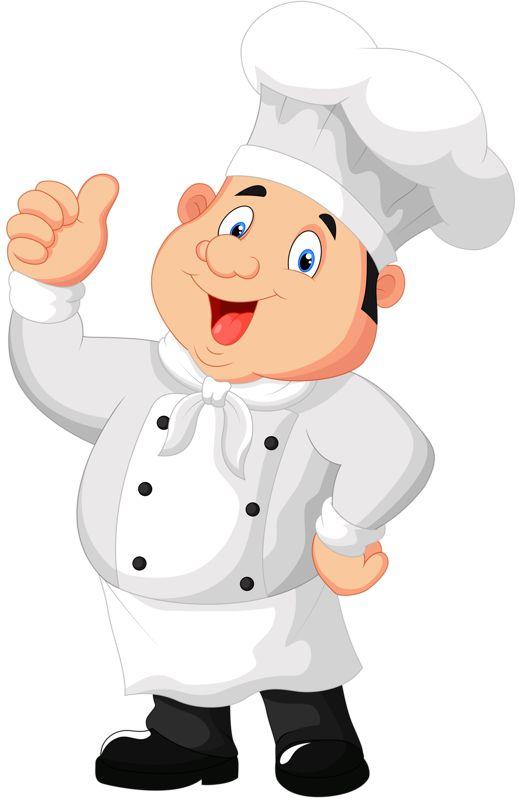 Smiley clipart chef Chef quenalbertini: Pinterest chef chef