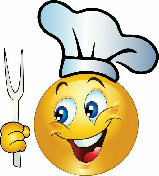 Smiley clipart chef Chefs Smiley Chef Pinterest Smiley
