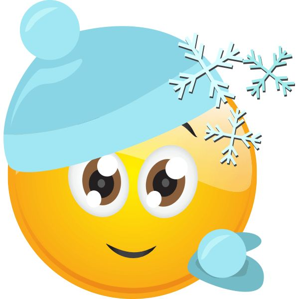 Smiley clipart cold Smiley Snowball Pinterest about on