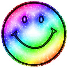 Smileys clipart colorful  Purple Purple art can