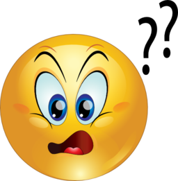 Smiley clipart confused Dromgdi confused emoticons  cliparts