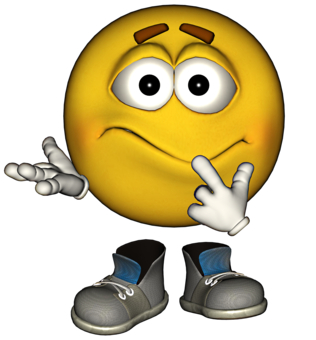 Smileys clipart confused face Animated icon  art icon