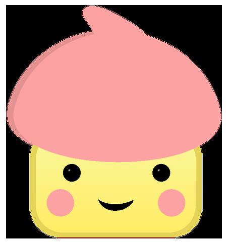 Smiley clipart cupcake Face Cupcake face Clipart cupcake