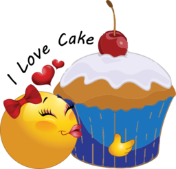 Smiley clipart cupcake Embed i2Clipart Emoticon Royalty Cupcake