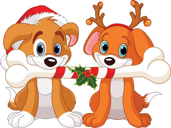 Smiley clipart dog Christmas Dog dog emoticon Dogs'