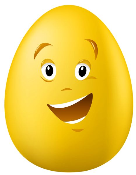 Smiley clipart egg & Smiley images emoji's about