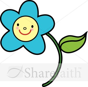 Smiley clipart flower Smiley Images Face Free Panda
