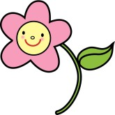 Smiley clipart flower Happy Flower Clipart Free smiley%20face%20flower%20clipart