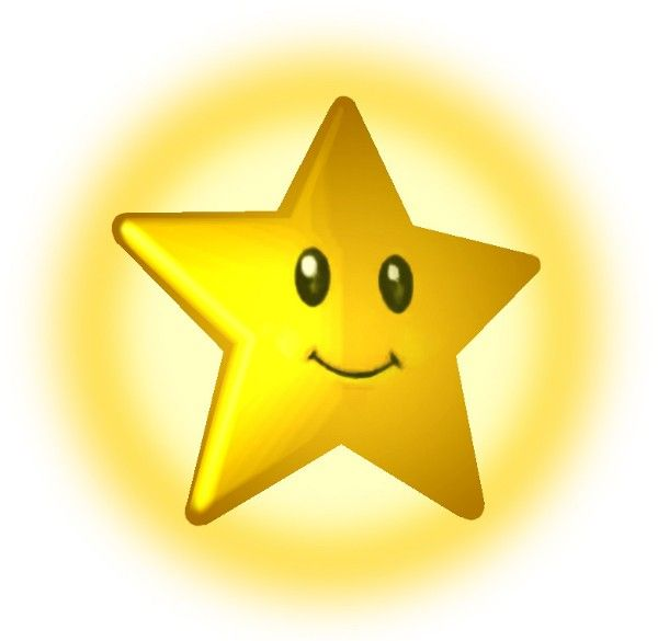 Smiley clipart gold star Read  free star Gold
