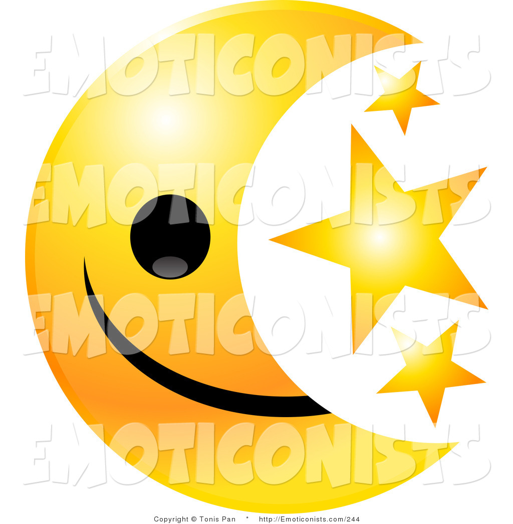 Smiley clipart gold star Clipart happy%20moon%20clipart Smiley Face Images