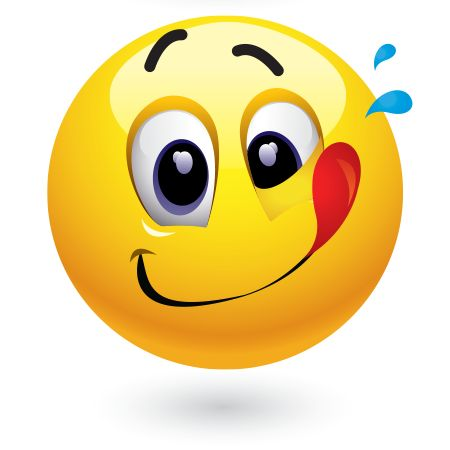 Smileys clipart hungry Clipart Hungry Smiley Smiley Clipart